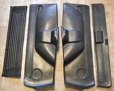 Lada Niva 1600 Trunk + Tailgate Trim Kit 2121-5004033 + 2121-5004032