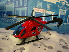 Mission Force:POLICE RESPONSE☆Skybusters AIR BLADE☆Red/black ;SWAT☆MATCHBOX