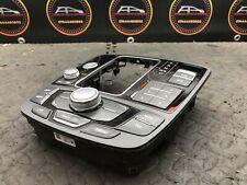 2013 AUDI A6 C7 S-LINE 4G2919610E MULTIMEDIA CONTROL PARKING BRAKE VOLUME SWITCH