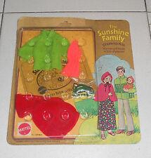 Vestito THE SUNSHINE FAMILY La Famiglia felice MATTEL Bambola Doll Dress-up 1