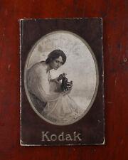 KODAK ITALY 1909 PRODUCT CATALOG/cks/214990