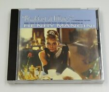 Breakfast At Tiffany's - Original Motion Picture Score - Henry Mancini CD