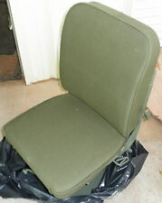 Seat with Suspension M939 5T Truck Semi 18 Wheeler Construction 2540-01-292-3000