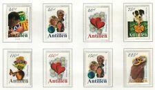 Netherlands Antilles Scott 913 - 920 in MNH Condition