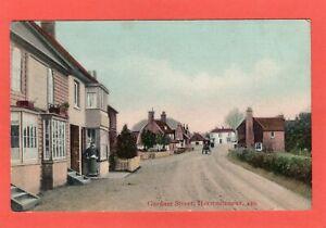 Gardner Street Herstmonceux Nr Hailsham Eastbourne pc 1906 Brooker Ref U55