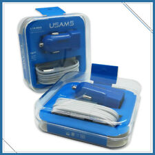 Nuevo Doble Dual USB 2 Puerto 3.1 Amp Cargador de enchufe de coche para iPhone iPad