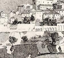 CASTELLANI Leonardo, La gloriosa mirabile natura. Con 7 acqueforti originali