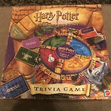 Harry Potter and The Philosopher's Stone Trivia Boardgame Rare
