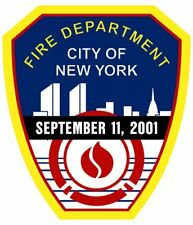 New York City Fire Department Emblem Poster 24x36 inch rolled wall poster