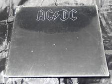 AC/DC Back In Black Sealed Vinyl Record Lp USA 1980 Orig Embossed Cover