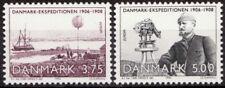 Denmark 1994 Mi 1077-1078 Europa; Danmark Expedition MNH