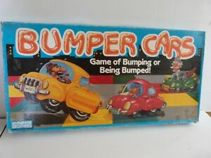 Bumper Cars  Board Game. Complete
