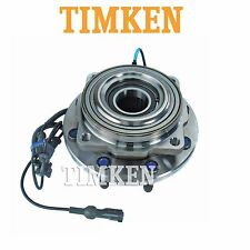 For Ford F-350 Super Duty 4WD Front Wheel Bearing & Hub Assembly Timken SP940204