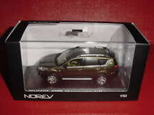 PEUGEOT 4007 HOLLAND ET HOLLAND MARRON 1/43 NOREV EN BOITE