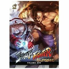 Street Fighter Classic by Joe Madureira Hardcover Book Udon