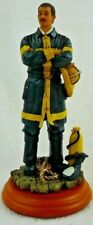 Fireman Statue Sculpture Figurine BRAND NEW MIB