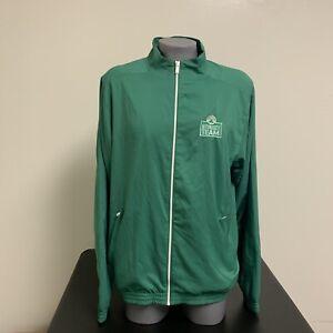 Boston Celtics Street Team Windbreaker Track Jacket Adidas NBA Basketball 2XL