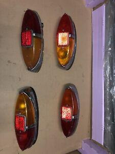 Vendo Fanali Posteriori Fiat 1100 Prezz Cad