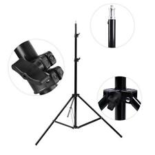 Photography Studio Light Flash Stand Tripod Foldable for Softbox Umbrella Holder