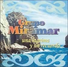 Grupo Miramar : Una Lagrima Y Un Recuerdo CD