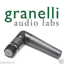Granelli Audio Labs GAL G5790 Shure SM57 with right angle modification FREE POST