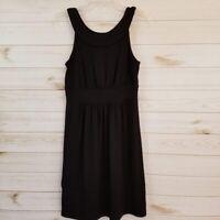 White house black market little black dress LBD party dress women's size small