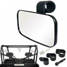 "Universal Rearview Center Mirror 1.5"" 1.75"" 2"" For UTV ATV Polaris Yamaha Honda"