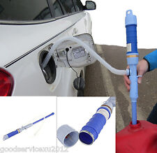 Profession Car Diesel Fuel Water Gas Solvent Electric Battery Syphon Power Pump