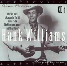 HANK WILLIAMS : MOVE IT ON OVER VOL. 1 / CD - TOP-ZUSTAND