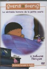 DVD Souris Souris La véritable histoire de la petite souris Citel