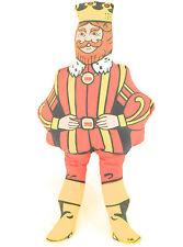 """Vintage Burger King Doll 13"""""""