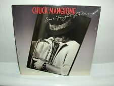 Chuck Mangione - Save Tonight For Me LP SEALED Classic Jazz 1986 1st Press
