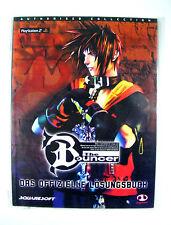 Lösungsbuch THE BOUNCER PlayStation 1 NEU in Folie Spieleberater PS1 PSX PSOne