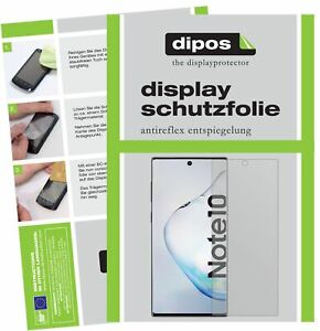 2+2x Screen Protector for Samsung Galaxy Note 10 5G Protection Anti Glare dipos