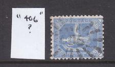 Postmark: Qld Numeral 406? Wallangarra