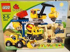 *BRAND NEW* LEGO DUPLO Set 5653 STONE QUARRY *RARE* VHTF