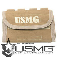 MOLLE MAP/ID Pouch (Coyote Tan) [AW4]