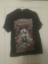 Rob Zombie Venomous Rat Regeneration Vendor Black T Shirt Movie (L) Concert Band