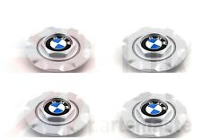 BMW E34 E36 E39 NEW GENUINE  ALLOY WHEEL HUB CENTER CAPS SET OF FOUR STYLE 19