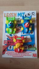 Lesen mit Ernie und Bert - Jumbo - Sesamstraße ABC lesen lernen