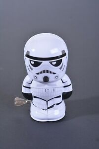 """""""AS-IS"""" Star Wars - Be Bot - TIN WIND UP TOY - Stormtrooper - Disney - Schylling"""