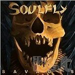 SOULFLY - SOULFLY  CD HARD ROCK-METAL-PUNK-GROUNGE