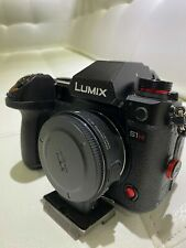 Panasonic Lumix DC-S1H 24.2MP Mirrorless Camera - Black (Body Only)