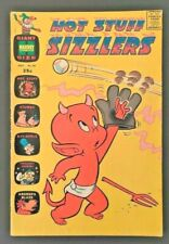 Vintage Harvey Comics Hot Stuff Sizzlers #39 Giant Size 1969 Silver Age Classic!