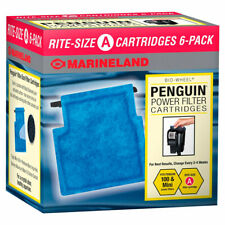 Marineland  Rite-Size A Penguin Power Filter Cartridges - 6pk