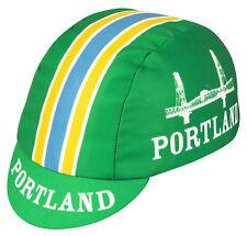 PORTLAND TEAM CYCLING CAP NEW BIKE RIDE HAT **