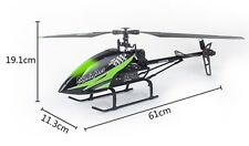 Rückläufer, B-Ware Defekt Rc Hubschrauber FX067c  FBL 4CH, 2.4GHZ, Single Blade