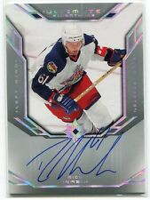 2004-05 Ultimate Collection Signatures RN Rick Nash Auto SP