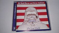 GIL SCOTT-HERON AND BRIAN JACKSON - IT'S YOUR WORLD / LIKE NEW - RARE US PRESS