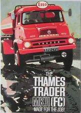 Pack of 15 New Vintage Ad Gallery Postcards: Ford Thames Trader Mk 2 - 1963